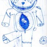ours en peluche de SCP fondation