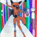 five night at Freddy's Foxy