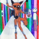 five night at Freddy's Foxy