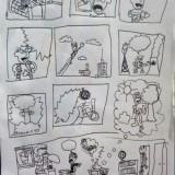 16. Le rêve de Pablo en classe