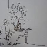 17. Le graffiti
