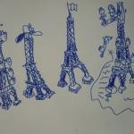24. La Tour Eiffel en folie
