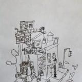 6. The street