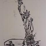 7. La statue de la Liberté