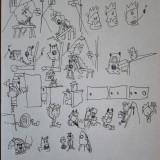 25. La fusée à la manière de Calvin et Hobbes