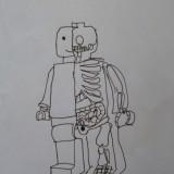 28. Lego anatomie