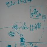 34. La chambre de Pablo à 5 ans