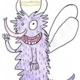 Capucine 08072006 - Monstre fourrure ailÇ