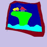 17 le cadre de l'île