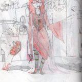 la-dame-rouge-cleante