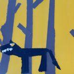le loup et la lapin
