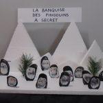 LA BANQUISE DES PINGOINS A SECRETS - Ecole Maternelle de GEMEAUX