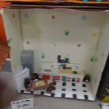 MAISON 2 - Ecole Maternelle ANJOU DIJON
