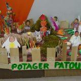 POTAGER PATOUILLE - Relais Petite Enfance La Patouille de Pontailler sur Saône