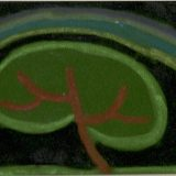 arbre vert et noir samba 2000