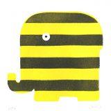 Aleph à rayures jaunes et noires .jpeg