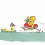 Nage de canards