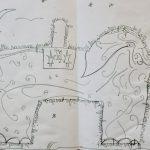 17. CALLIGRAMME Giò L'éléphant