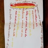 22. CALLIGRAMME Maddalena Le volcan