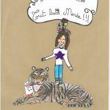 410 - Manon Gautrot 10 ans, Ecole du Saint-Coeur