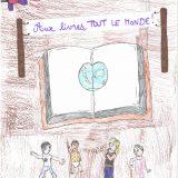413 - Achille & Thomas & Alexandre & Eloïse & Julie, CE2 de l'école Fagon de Paris