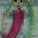dessin de Sandrine 5 ans et demi