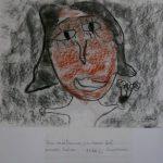 maitresse - dessin de Soline