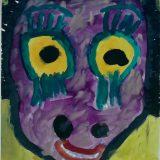 masque de loup 1