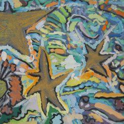 la nuit étoilée - Aurore