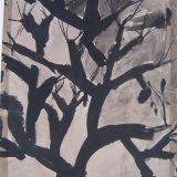 l'arbre en noir