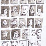 Anne brouillard etude de portraits