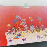 Dans la boite rouge, Micha se déguise2 - Ecole Epreville en Roumois - PS -Epreville en Roumois