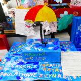 Le parapluie - Ecole Pablo Picasso -PS - Grand-Couronne