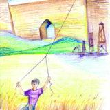 Azeirbaidjan, Jaleh, 12 ans