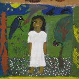 autoportrait au village de Naha