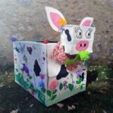 34 - La vache