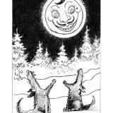 Au clair de la lune 1
