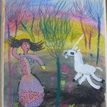 La dame à la licorne 1