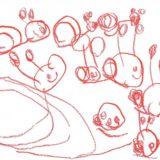 3 - La famille escargot
