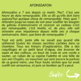 Afonssafon par Lilou (1)