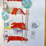 Mathilde Jung 8 ans