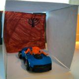 La voiture araignée