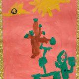 9 - Paysage peint