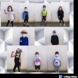 Collage2021 vêtements portraits