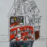 10. Maison en coupe