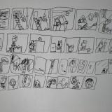 24. La construction de la fusée de Wallace et Gromit à la manière de Calvin et Hobbes