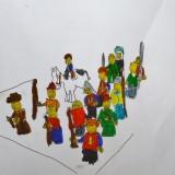 27. L'armée des Lego