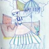 la reine des méduses