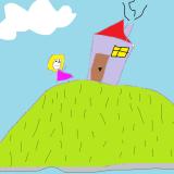04 la princesse Jasmine abandonnée sur une île