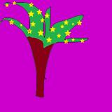 07 l'arbre étoiler